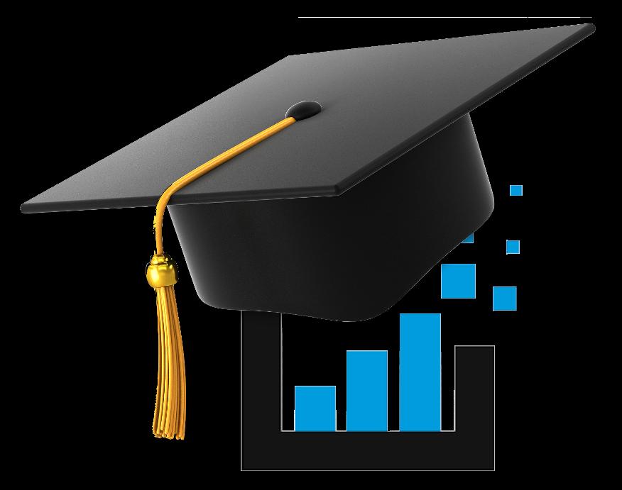 lucidLIFT Grad Cap